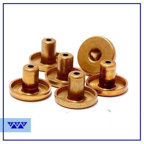 Usinagem de peças em bronze
