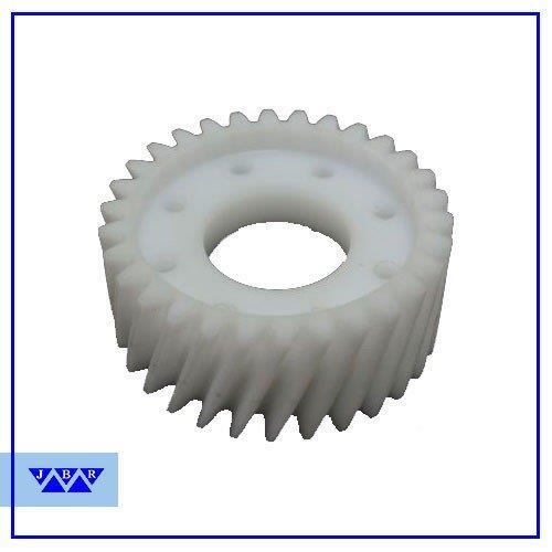 Usinagem de peças em nylon